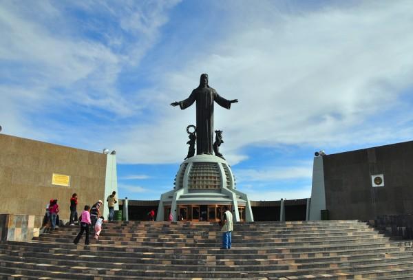 monumento cristo rey guanajuato