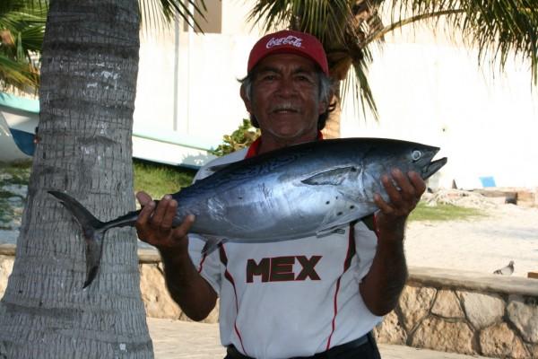 pescar islas mujeres quintana roo