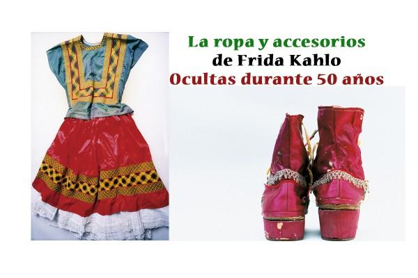 ropa y accesorios de frida kahlo