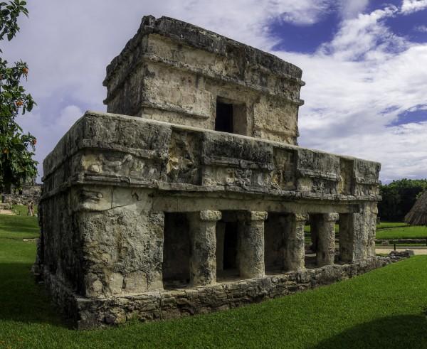ruinas mayas tulum riviera maya