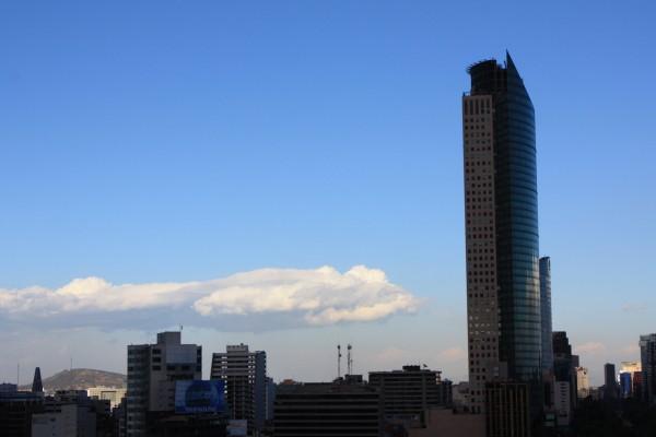 torre mayor ciudad de mexico df