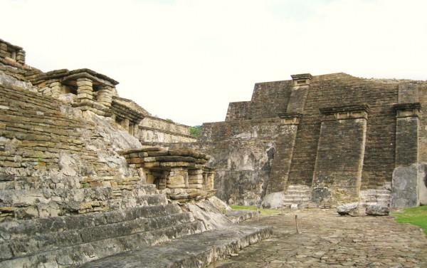 zona arqueologica el tajin veracruz mexico