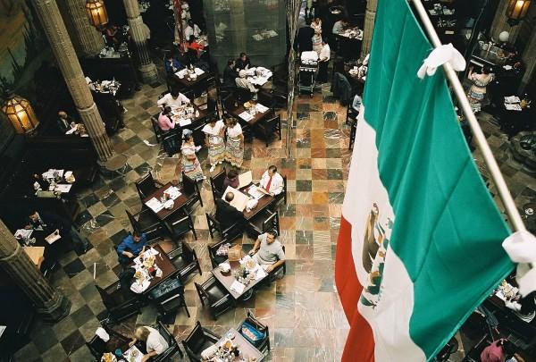 bandera de mexico significado