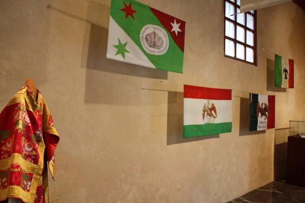 bandera de mexico tricolor