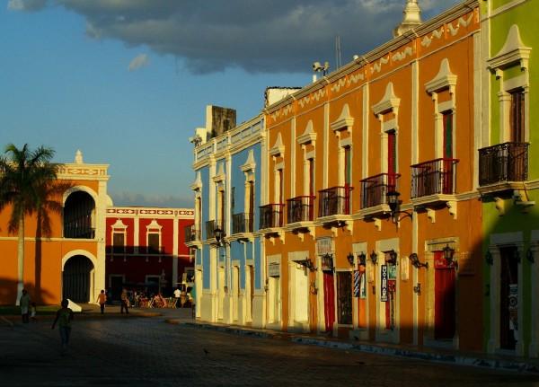 campeche capital