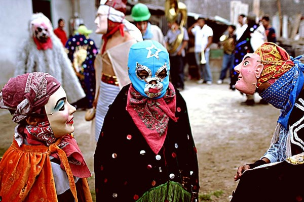 carnavales mexico