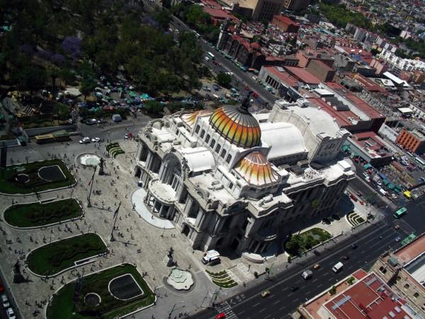 eventos en el palacio de bellas artes mexico df