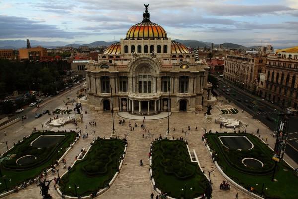 historia del palacio de bellas artes de la ciudad de mexico
