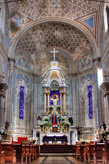 iglesia malinalco