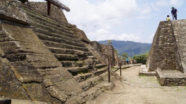 malinalco zona arqueologica