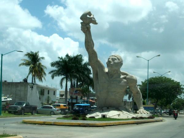 monumento al resurgimiento campeche