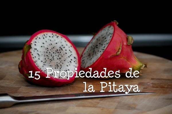 pitaya propiedades