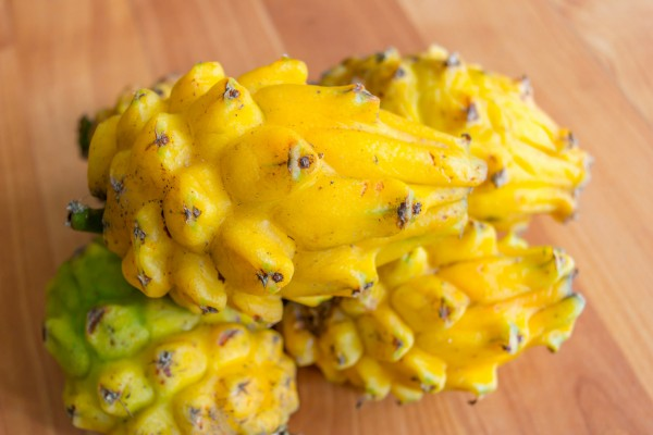 pitayas amarillo