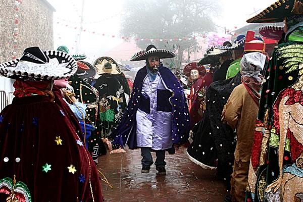 principales carnavales mexico