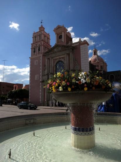 pueblo magico tequisquiapan queretaro mexico
