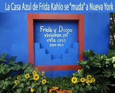 casa azul frida kahlo jardin botanico nueva york