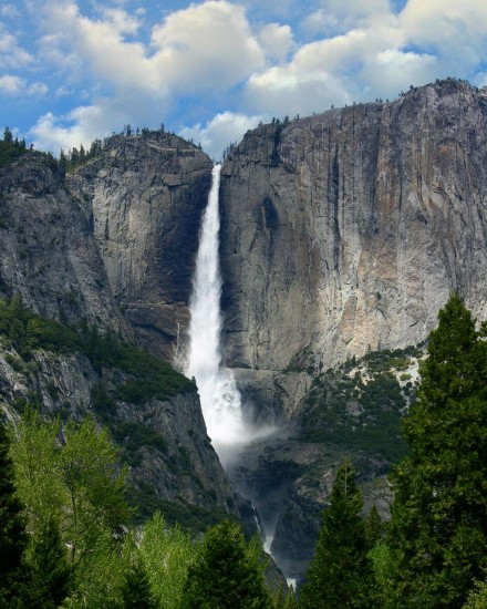 cataratas yosemite usa
