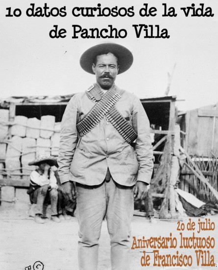 historia pancho villa
