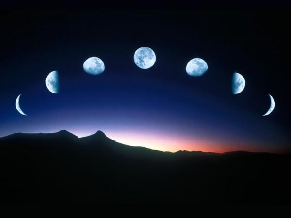 luna azul 2015