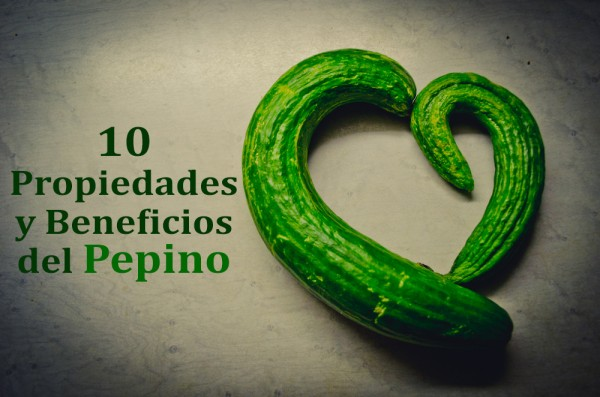 pepino beneficios