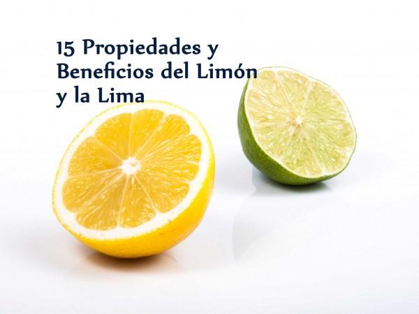 propiedades limon lima