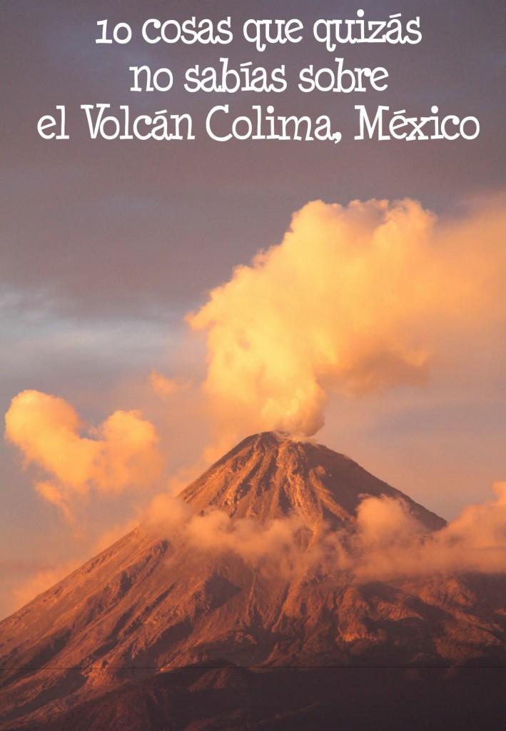 volcan de colima en vivo