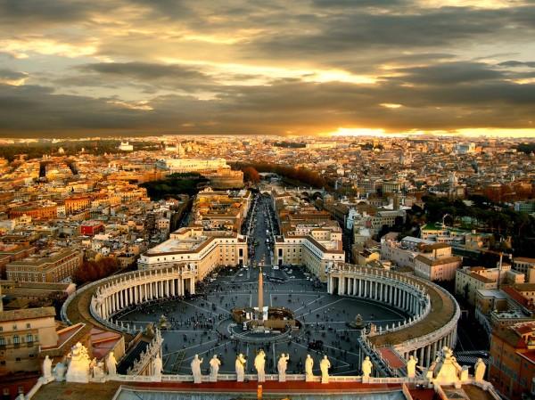 El Archivo Secreto del Vaticano, Roma