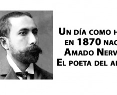 Biografía Corta de Amado Ruiz de Nervo