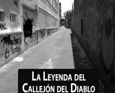 Callejón del Diablo en Mixcoac