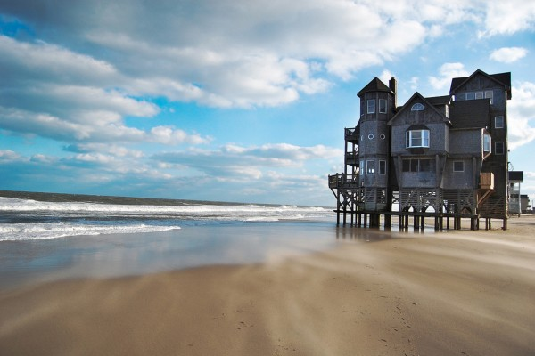 Serendipity casa romantica playa rodanthe