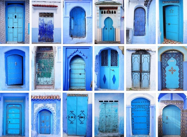 chefchaouen chaouen marruecos hoteles