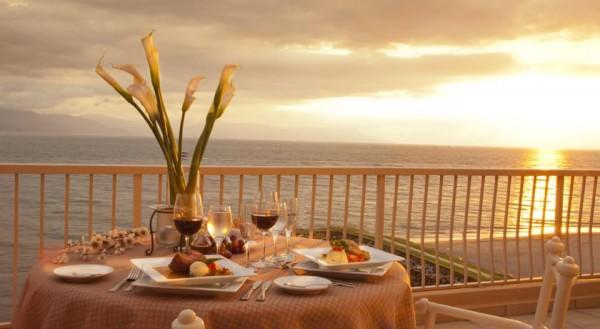 comer cenar hotel villa del palmar beach resort and spa puerto vallarta