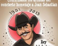 concierto homenaje joan sebastian