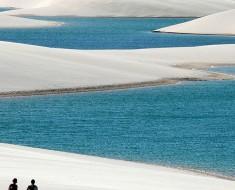 El único desierto del mundo con lagunas | Parque Nacional de Lençóis Maranhenses