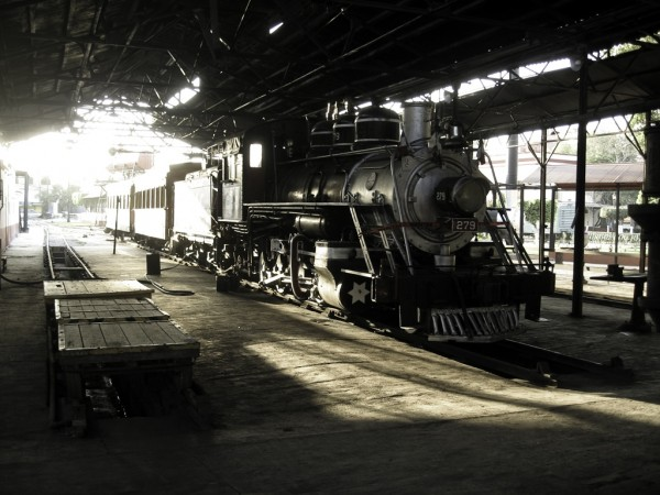 estacion de trenes mas antigua del mundo