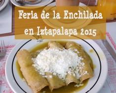 Feria de la Enchilada en Iztapalapa 2015