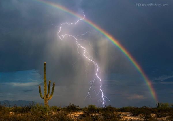 foto rayo arcoiris