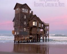 Hotel romántico en la playa de Rodanthe, Carolina del Norte