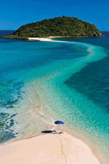 islas fiji ubicacion