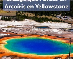 lago arcoiris yellowstone grand prismatic spring