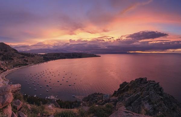 lago titicaca peru bolivia