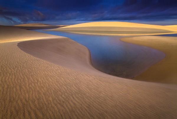 mejor epoca parque nacional lencois maranhenses brasil