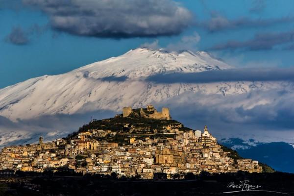 Monte Etna, Catania, Sicilia, Italia
