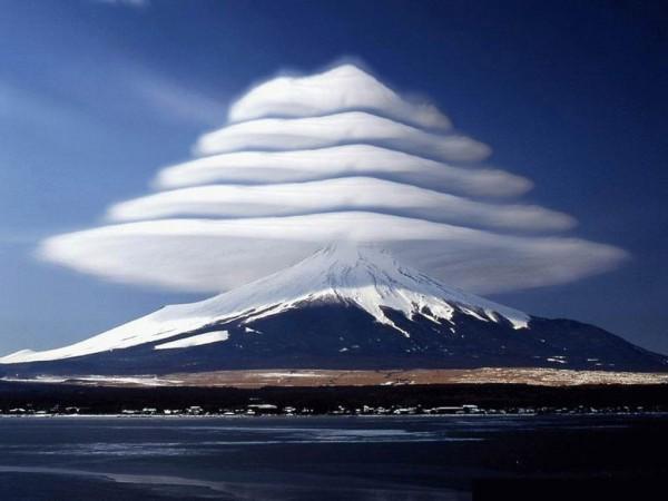 Monte Fuji, Tokio, Japón