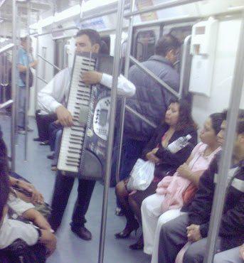 musica metro chilango que se respeta