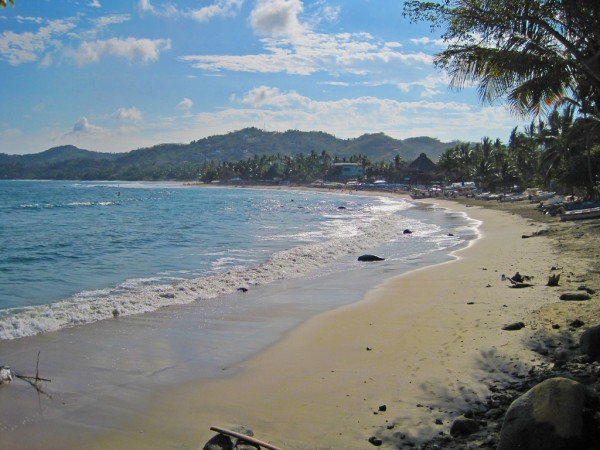 Playa de Sayulita, Riviera Nayarit