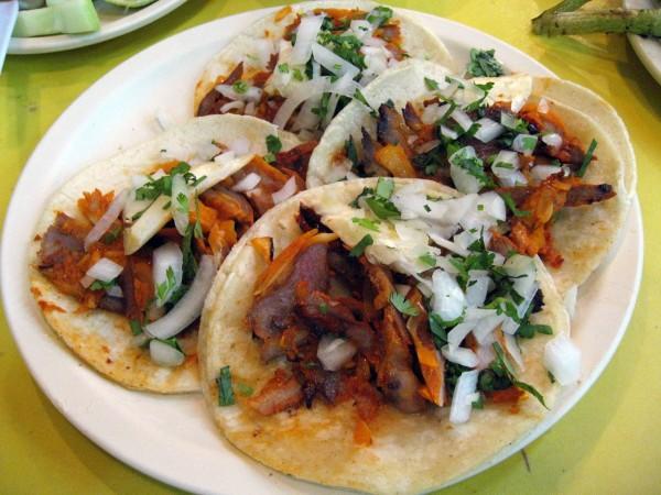 tacos chilango que se respeta