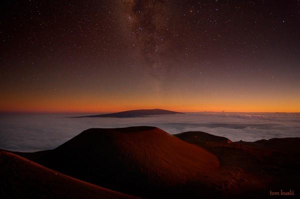 Volcan Mauna Loa, Hawai