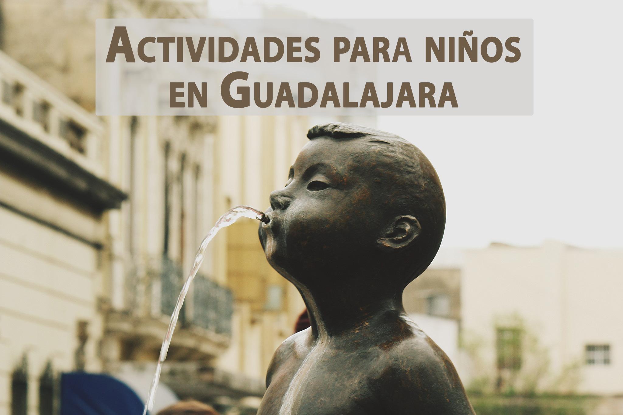 Actividades para niños en Guadalajara, México  Coyotitos