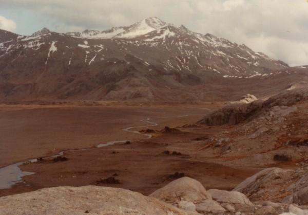 El archipiélago de Kerguelen